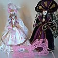 Voyage à travers le temps....découvrez les merveilles de marie poupées créations