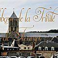L'abbatiale de la Trinité de Fécamp