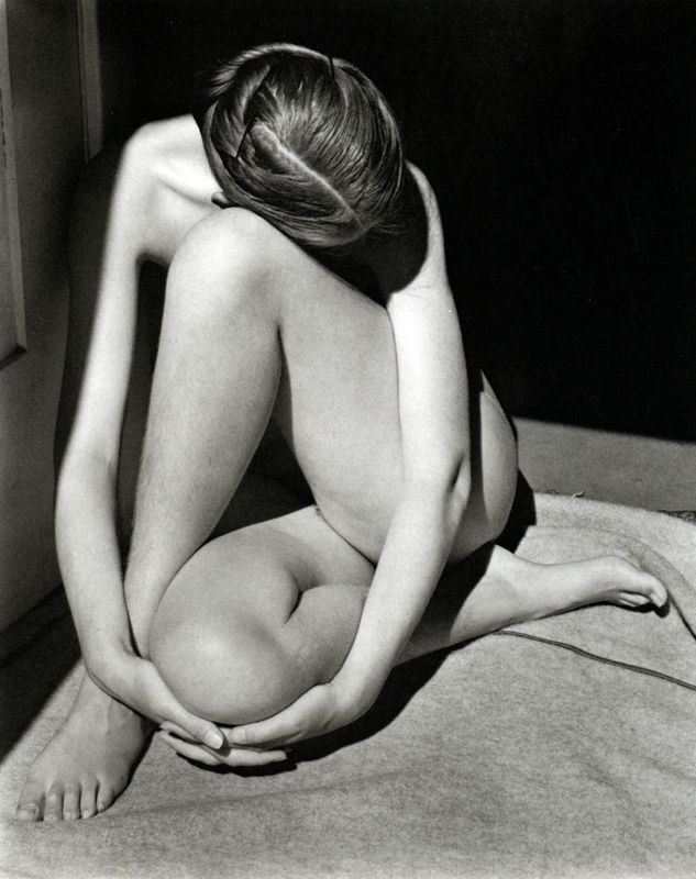 72. Edward Weston, Nude,   1936.