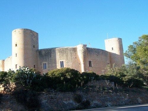 Palma-château de Bellver