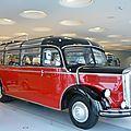 MERCEDES BENZ O 3500 Allwetter Reise Omnibus 1952 Stuttgart (1)