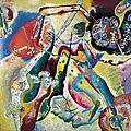 Milwaukee Art Museum partners with Centre Pompidou for original <b>Kandinsky</b> restrospective