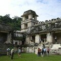Palenque - The Palace (inside)