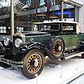 061- visite au musée Autoworld de Bruxelles le 9 novembre 2011