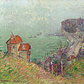 <b>Fécamp</b> par Gustave Loiseau