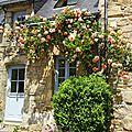 Les petites maisons bretonnes...