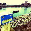 Socoa, port, fort et borne (64)