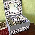 Boîte à bijoux....