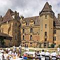 La sauvegarde du Château de Lanquais