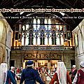 1170 Cours d'amour d'Aliénor d'Aquitaine à <b>Poitiers</b> et Marie, comtesse de Champagne - Chrétien de Troyes
