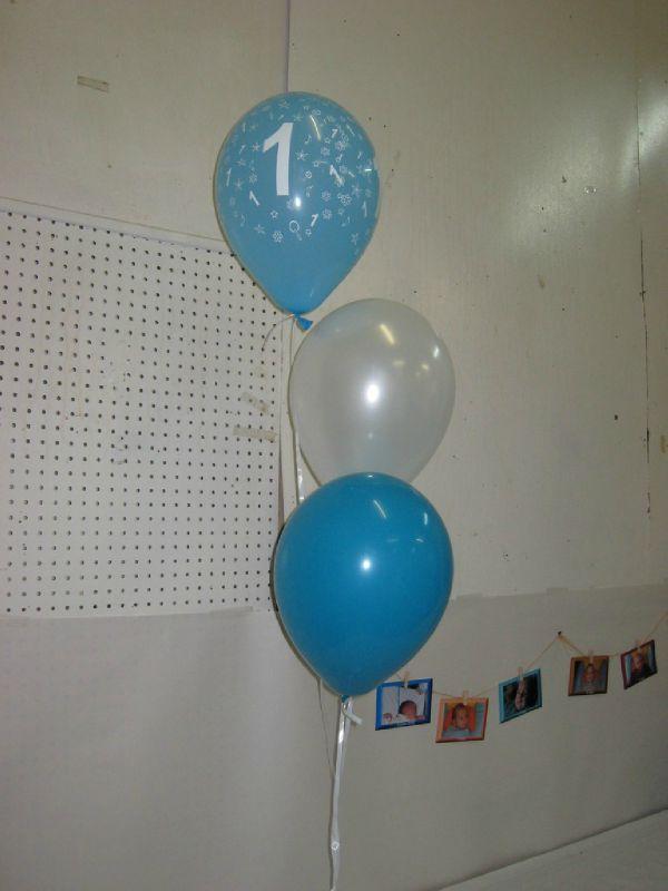 Turquoise bleu et blanche