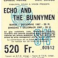 1987-12-01 Echo & The Bunnymen