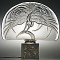 Exhibition features wide range of Art Deco works by French master <b>René</b> <b>Lalique</b>