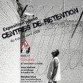 Expo photo centres de rétention, du 4 au 26 avril