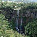 Chamarel Falls (sud de Maurice)