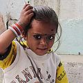 1) A / India