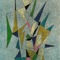 Guillaume vanden borre - composition, 1969