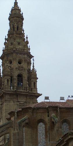 Santo Domingo de la Calzada-clocher