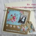 Marimerveille carte planche de broderie (coll. Fil and kraft)