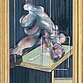 Francis Bacon's <b>Two</b> <b>Figures</b> to be sold by biographer and curator Michael Peppiatt