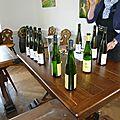 Visite dégustation au domaine <b>Louis</b> <b>Sipp</b> à Ribeauvillé (Alsace) (fin)