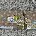 Pocket letter version zen