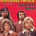 Les trois mousquetaires, alexandre dumas