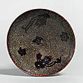A 'Jizhou' '<b>Phoenix</b>' bowl, Southern Song dynasty (1127-1279)