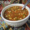 Le gaspacho au cidre de mamie soupe