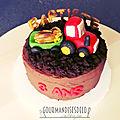 #3 devil's food cake