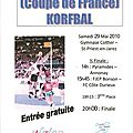 Coupe de france 2010 : phase finale