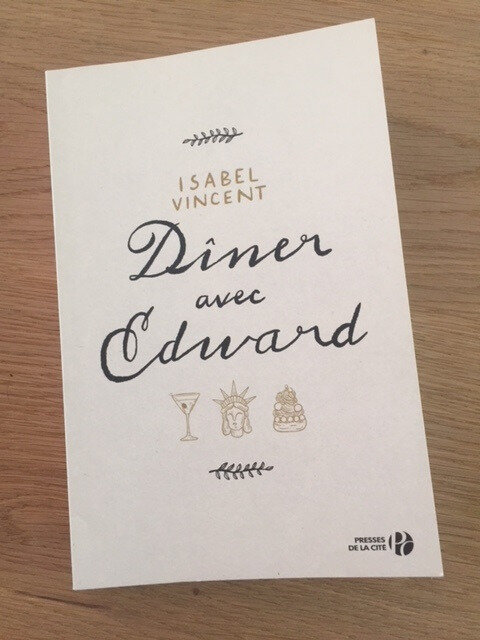 dîner avec edward isabel vincent