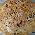 Le pain du ramadan