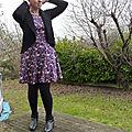 Celle qui a commencé sa garde-robe 2017