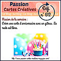 Defis 612 du blog passion cartes creatives