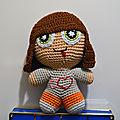 #crochet : super loulou [powerpuff lou-anne]