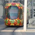 Les tramways de Montpellier