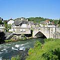 Montgaillard, le Pont du Diable (65)