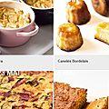 De belles idées culinaires !
