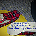 Chaussons Fabrication française