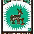 affiche Jardin Moderne