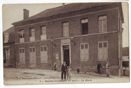 62 - HERSIN-COUPIGNY - La Mairie