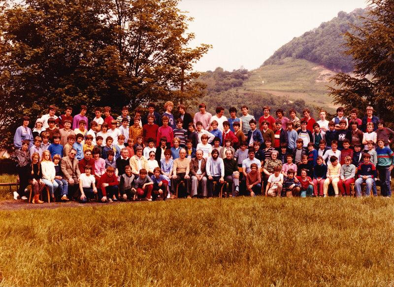 VOITEUR la salette 1983