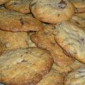Cookies chocolat pain d'épices