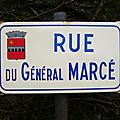 Chantonnay (85), rue du Général Marcé