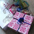 Cadeaux de noël homemade