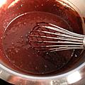 Gateau chocolat (sans farine)