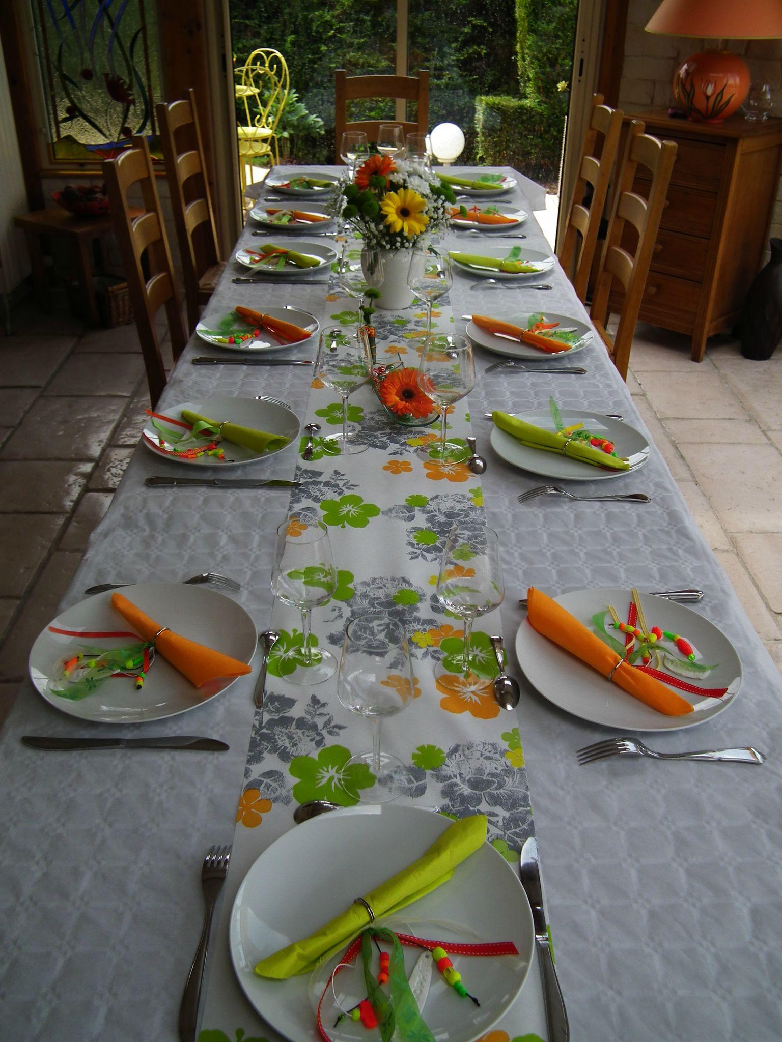 Table printemps 2012