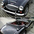 AUSTIN HEALEY - 3000 MKIII BJ8 phase2 - 1966