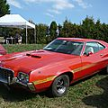 Ford gran torino gt sport fastback hardtop coupé 1972